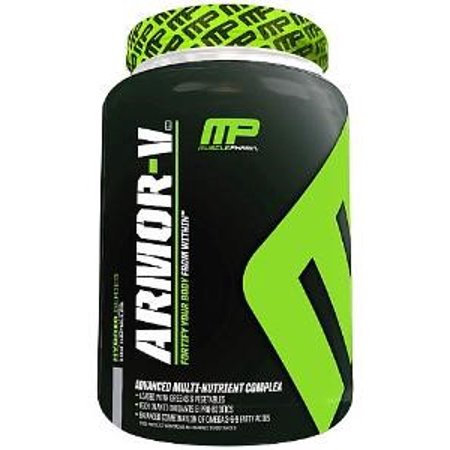MusclePharm Armor-V Capsules, 180 Ct