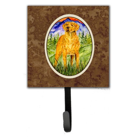 Caroline's Treasures Chesapeake Bay Retriever Leash Holder and Key Hook