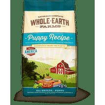 Dog Food: Whole Earth Farms
