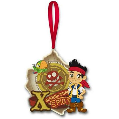 Disney Jake the Pirate Christmas Ornament - Pirate Christmas