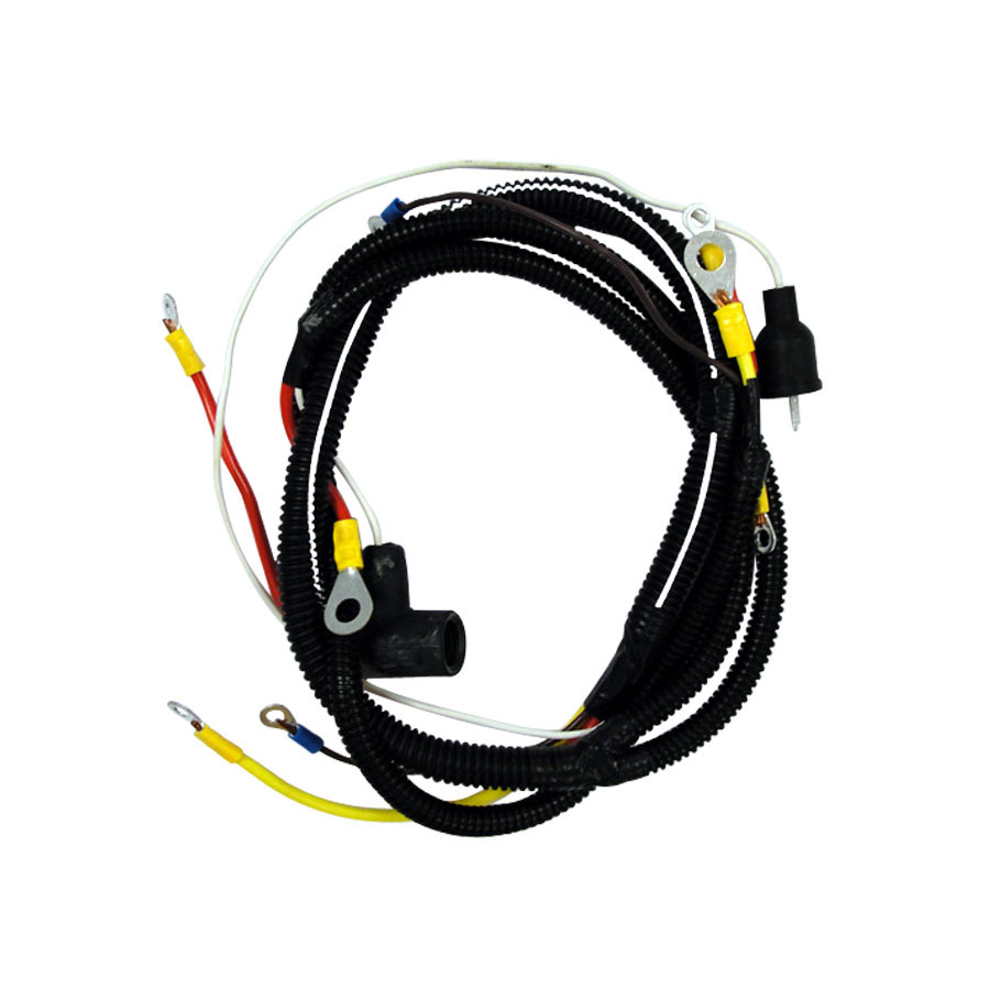 Ford 9n Wiring Harness Simple Diagram Naa Tractor Electrical For Holland 2n 8n Walmart Com