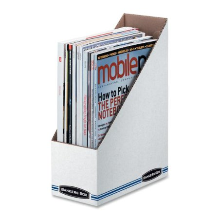 Magazine File Box (Bankers Box Stor/File Magazine Files - Letter - TAA Compliant 00723 )