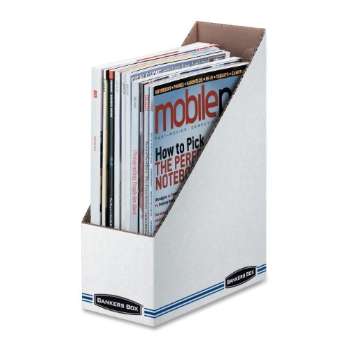 Bankers Box Stor/File Magazine Files - Letter - TAA Compliant 00723
