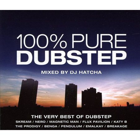 100% Pure Dubstep / Various (CD)