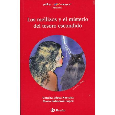 Los Mellizos Y El Misterio Del Tesoro Escondido  The Twins And The Mystery Of The Hidden Treasure