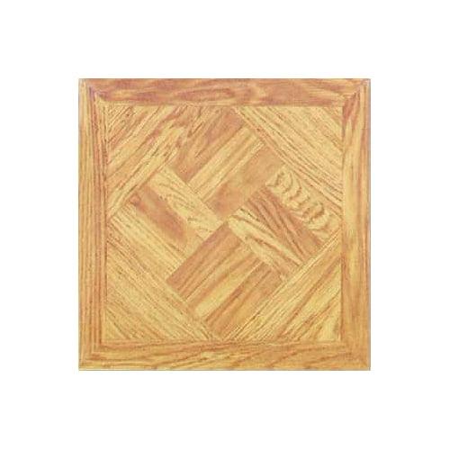 Home Dynamix Vinyl Floor Tiles Light Wood Vinyl Tile