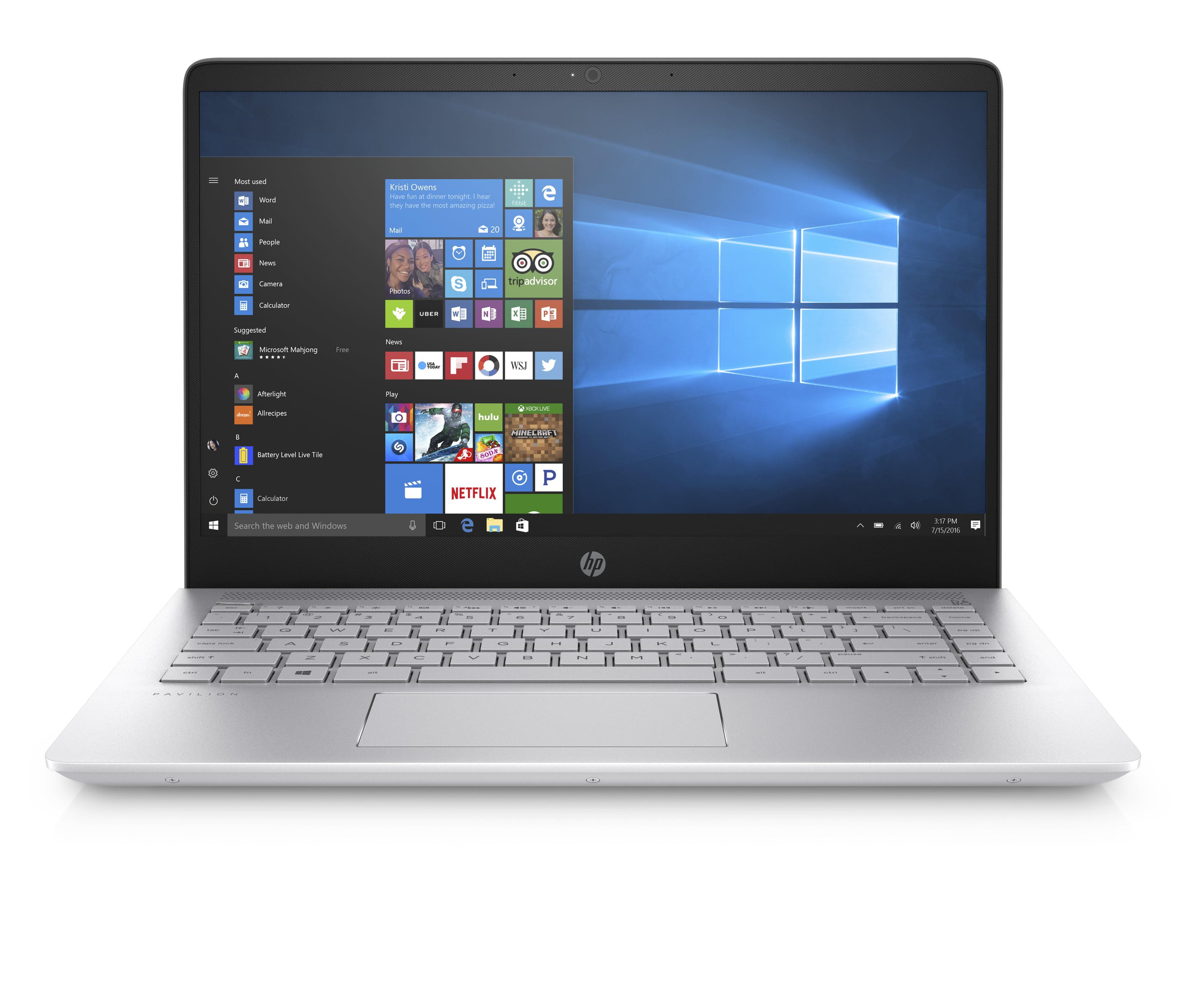 HP Eclipse Ci5 14-bf050wm 14� Laptop, Full HD IPS Mico Edge Display, Intel Core i5-7200U Processor, 8GB... by HP