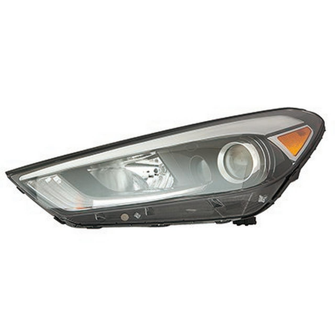 OE Replacement Fog Light Assembly HYUNDAI TUCSON