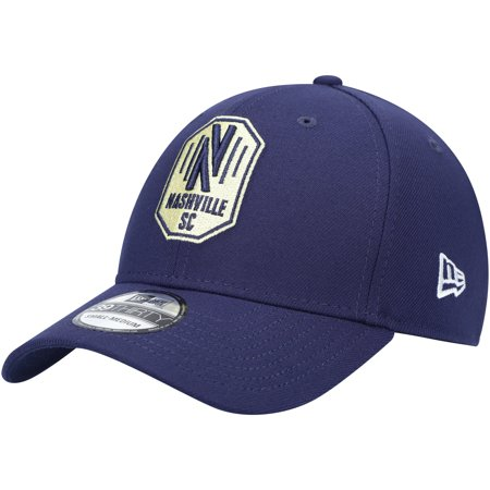 Nashville SC New Era Team Classic 39THIRTY Flex Hat - Navy