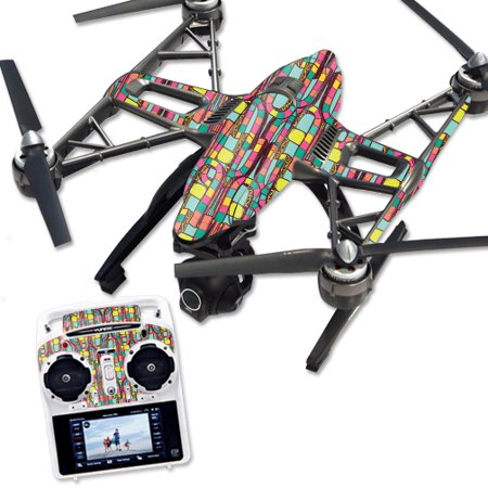 Skin Decal Wrap for Yuneec Q500 & Q500+ Drone Color (Best Part Of Steak To Eat)