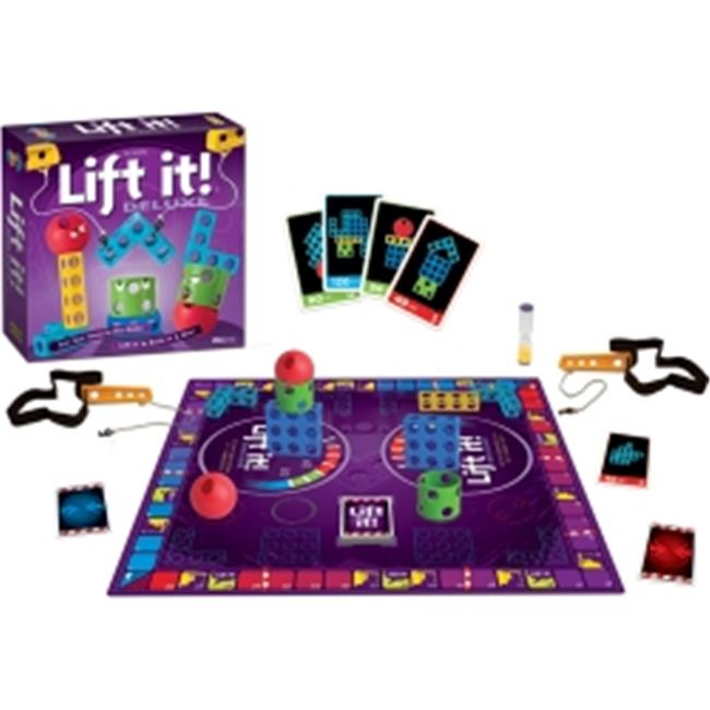 Usaopoly USALI109421 Lift It Deluxe Game