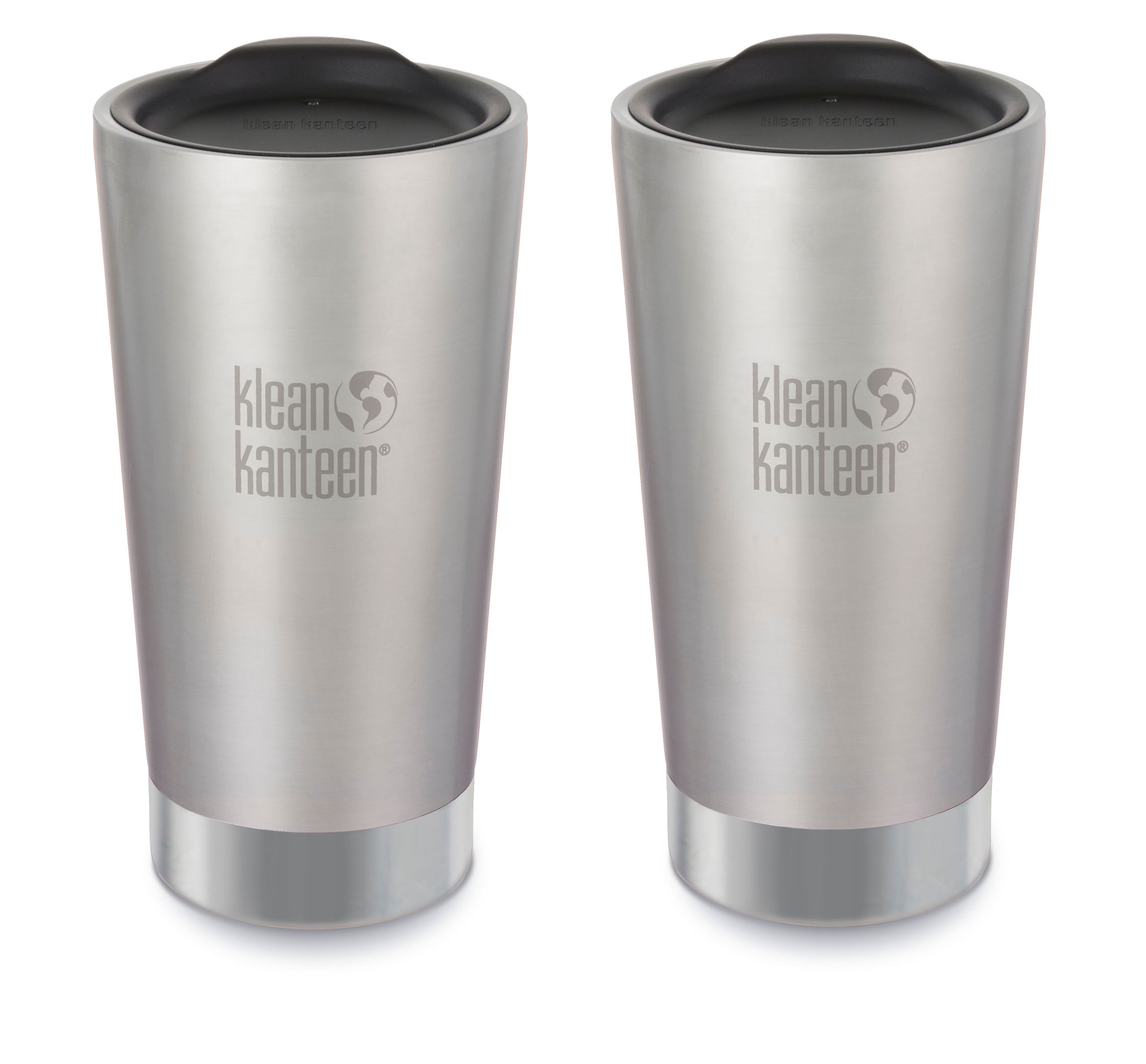 Klean Kanteen Pint Lid For Vacuum Tumbler And Steel Pint Straw And Cafe Opening