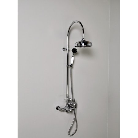 Strom Plumbing by Sign of the Crab Thermostatic Exposed Shower Set ...