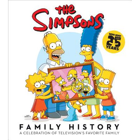 The Simpsons Family History (Simpsons Family Couch)