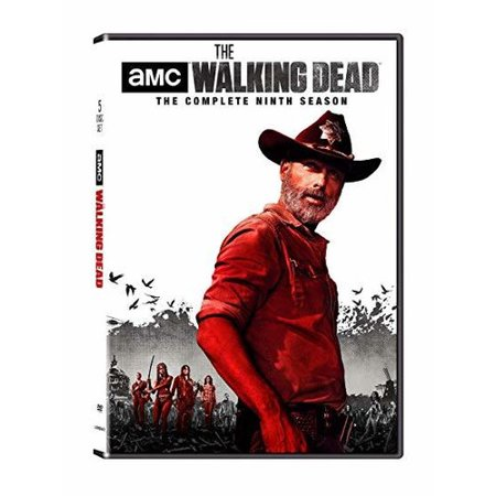 The Walking Dead: The Complete Ninth Season (DVD)