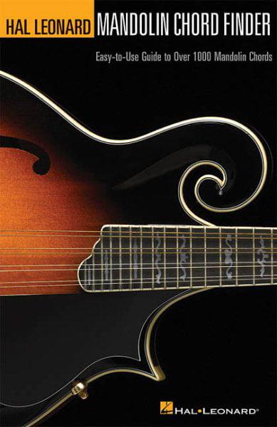 Mandolin Chord Finder by Johnson, Chad (COP)