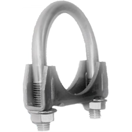 Part 517234 Hd Muffler Clamp 2 3/4, by Rol-tech, Single Item, Great Value, New i