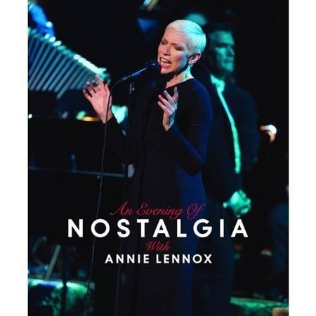 An Evening Of Nostalgia With Annie Lennox  Music Dvd