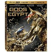 Gods of Egypt (Blu-ray + Blu-ray + DVD)