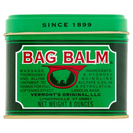 Vermont's Original Bag Balm Moisturizer Ointment for Pets, 8 Oz Canister (Moisturizer For Dogs)