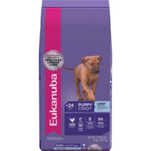 Dog Food: Eukanuba Puppy Large Breed