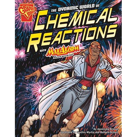 The Dynamic World of Chemical Reactions with Max Axiom, Super - Chemical Reaction Games
