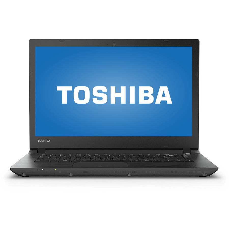 "Refurbished Toshiba Satellite CL45-C4370 14"" Laptop, Windows 10, Intel Celeron N2840 Processor, 2GB RAM, 32GB eMMC"