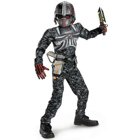 Recon Commando Child Halloween Costume (Commando Costumes)