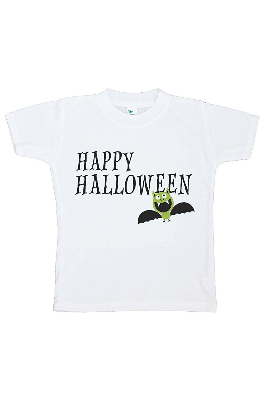 Custom Party Shop Kids Happy Halloween Tshirt - 5/6T Tshirt
