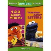 Sesame Street 123 Count with Me   Learning about Letters (Other) by GENIUS PRODUCTS INC