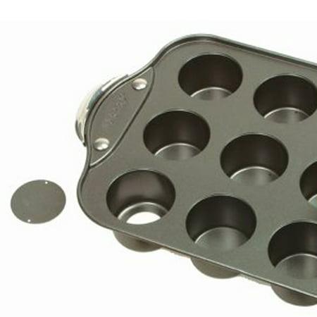Mini Cheesecake Assortment (Nonstick Mini Cheesecake Pan with Handles, 12 count Norpro)
