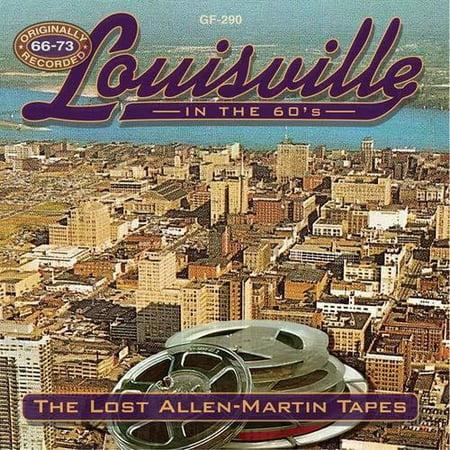 Louisville Cardinals Vinyl (Louisville in the 60's)