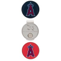 Los Angeles Angels Hat Clip & Ball Markers Set