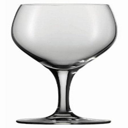 Schott Zwiesel Tritan Crystal Glass Mondial Stemware Collection Wine/Water Goblet Glass, 14.2-Ounce, Set of 6