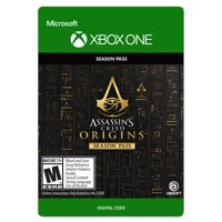Assassin's Creed Origins: Season pass Xbox One (Email Delivery)