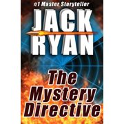 The Mystery Directive: A Jack Ryan Mystery Thriller - eBook