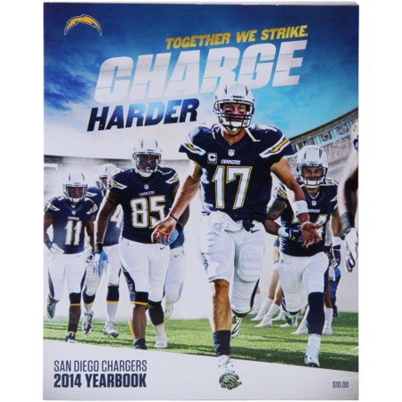 San Diego Chargers 2014 Yearbook - No Size