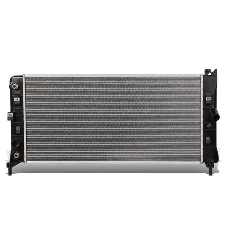 For 2006 to 2011 Chevy Impala 3.5L Monte Carlo Buick Lacrosse Allure Pontiac Grand Prix AT 2837 Factory Style Aluminum Core Radiator 07 08 09 10 Pontiac Grand Prix Radiator Cooling