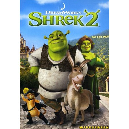 Shrek 2 ( (DVD)) for $<!---->