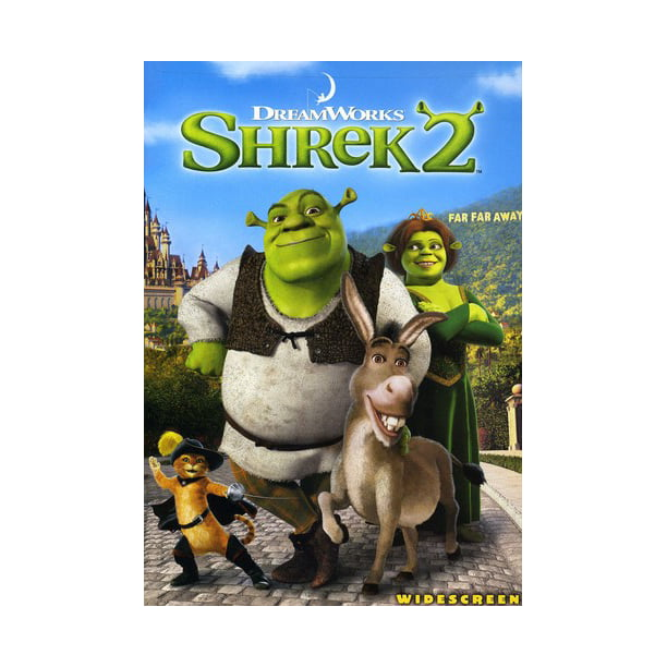 Universal Studios Shrek 2 Dvd Walmart Com Walmart Com