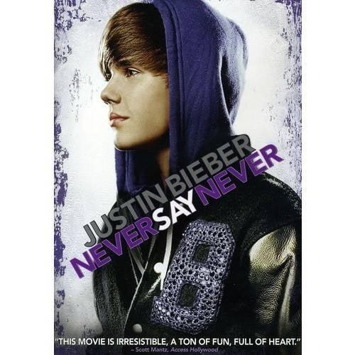 Justin Bieber: Never Say Never (Widescreen)