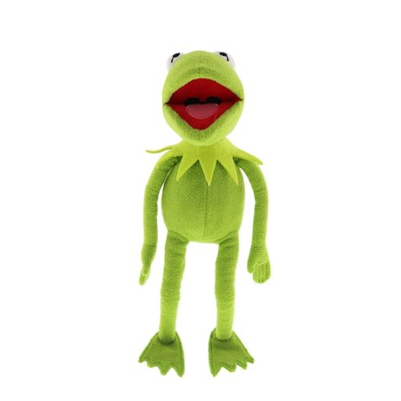 Disney Parks Muppets Kermit the Frog Plush New with - Baby Kermit