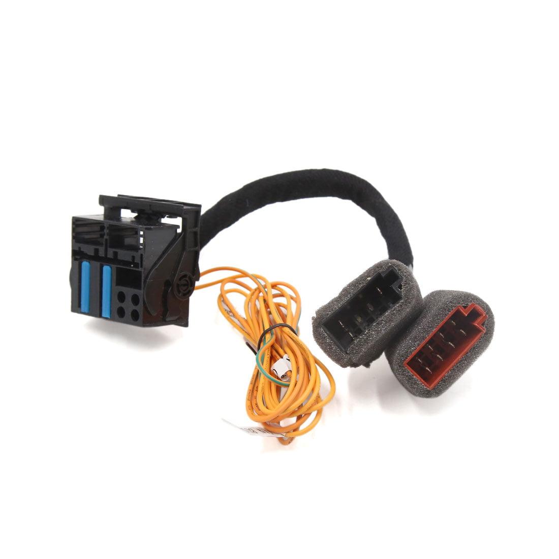 Car Radio Stereo CD Player Wiring Harness Connector for Sagitar Magotan Polo