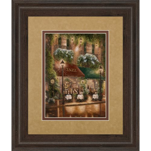Classy Art Wholesalers Peter Prisco Trio II by Betsy Brown Framed Painting Print by Classy Art Wholesalers