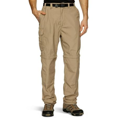 Craghoppers Kiwi Pants - Craghoppers Men's Kiwi Convertible Trousers Beach Size 38