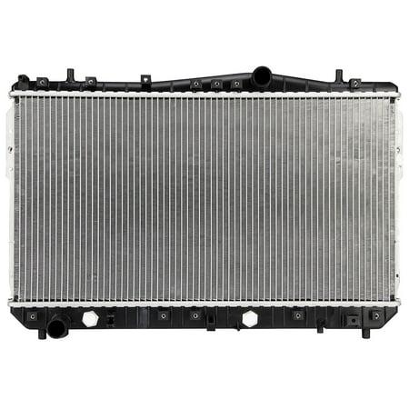 Radiator For Suzuki Fits Forenza Reno (Replacement Suzuki Radiator Support)
