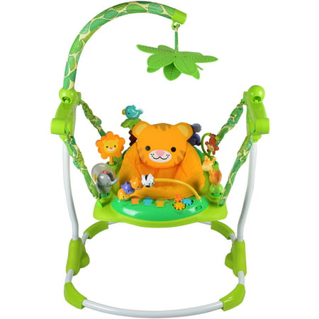 Creative Baby Safari Jumper (Best Baby Einstein Items For Toddlers)