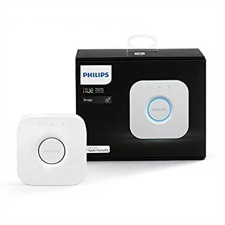 refurbished philips hue smart bridge compatible with amazon alexa apple homekit and google. Black Bedroom Furniture Sets. Home Design Ideas