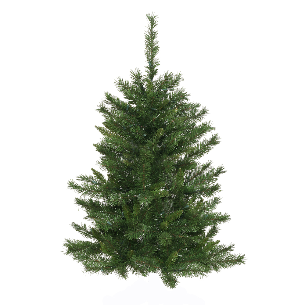 3' Imperial Pine Artificial Christmas Wall Tree - Unlit