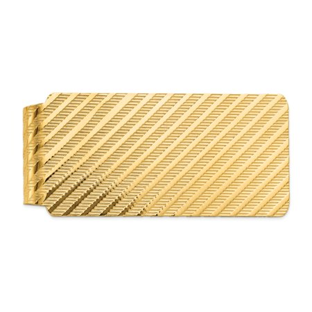 Roy Rose Jewelry 14K Yellow Gold Money Clip